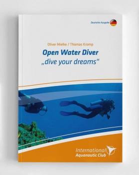 Lehrbuch Open Water Diver